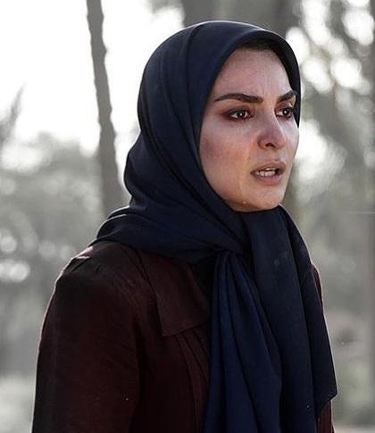 عکس های مهدیه نساج بازیگر نقش مینو در سریال مینو