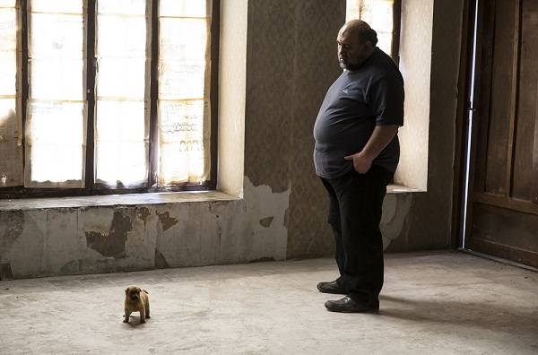 لووان هفتوان در فیلم پرویز