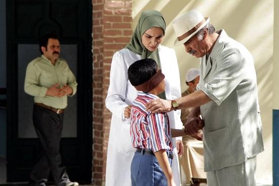محمود پاک نیت در سریال مینو