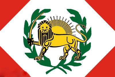 پرچم محمد شاه