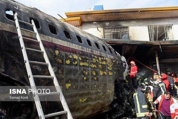 آخرین خبر از سقوط هواپیما امروز