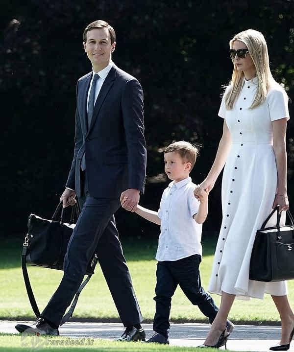 اریک ترامپ سومین فرزند از ازدواج اول دونالد ترامپ