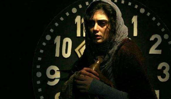 الهه جعفری در نقش گیسو در سریال احضار