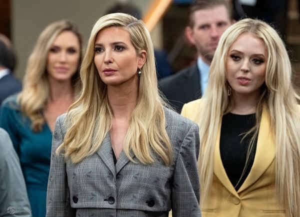 دختران ترامپ