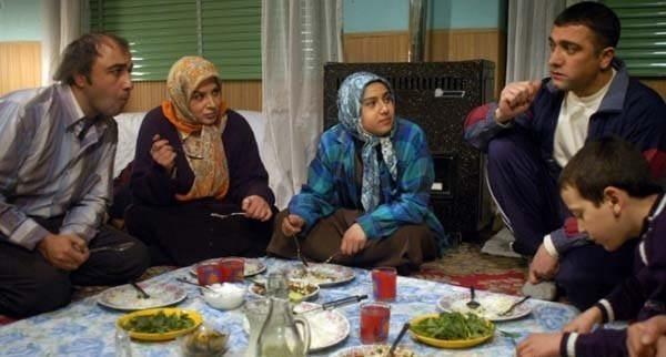 عکس شهره سلطانی در سریال ترش و شیرین