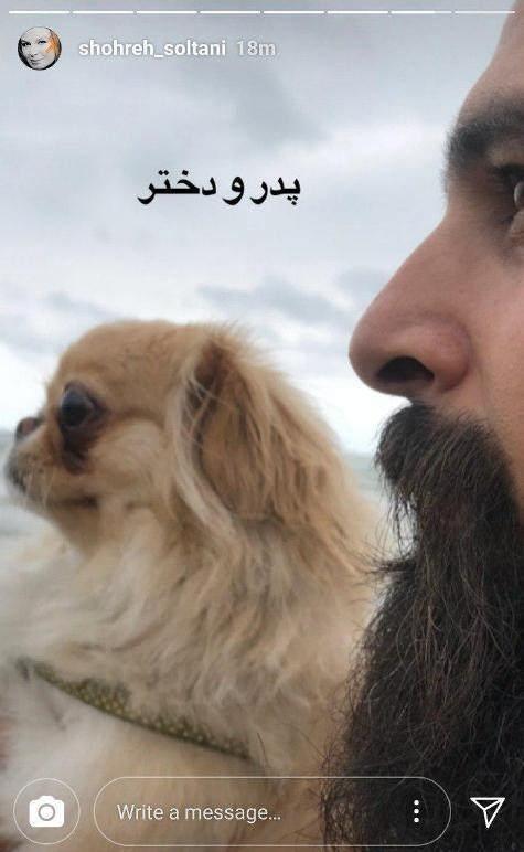 سگ شهره سلطانی