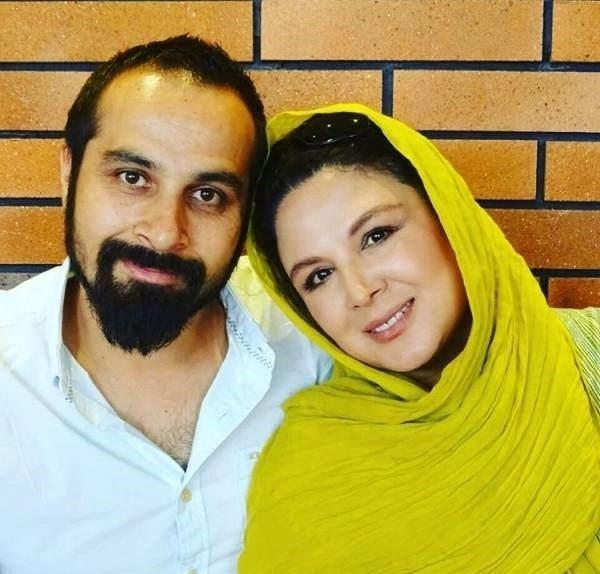 بیوگرافی شهره سلطانی و همسرش بهروز پناهنده