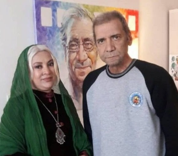 علت جداییحسین محب اهری و همسرش از زبانفرحناز منافی ظاهر