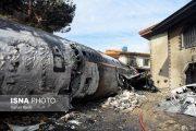علت سقوط هواپیما بوئینگ ۷۰۷ باری ارتش
