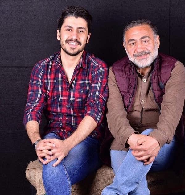 بیوگرافی علی احمدی نویسنده و کارگردان