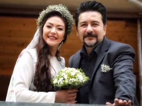 عکس امیرحسین صدیق و همسرش باران خوش اندام