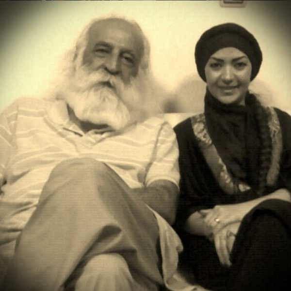 عکس باران خوش اندام همسر امیرحسین صدیق