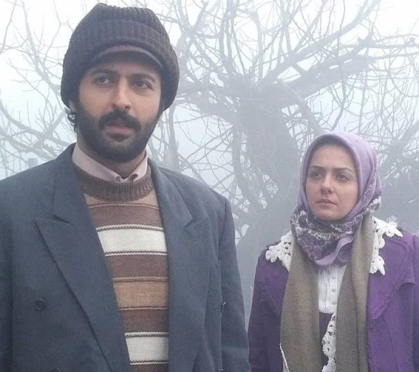 عکس حسام محمودی فرید در سریال شکوه یک زندگی