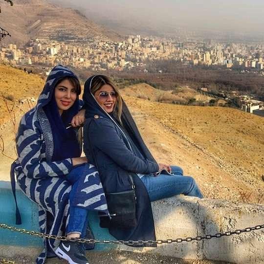 عکس خواهران لیلا بلوکات