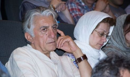 عکس رضا کیانیان و همسرش هایده قراچه داغی۵