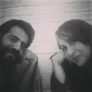 بیوگرافی سلمان فرخنده و همسرش میترا مومنی
