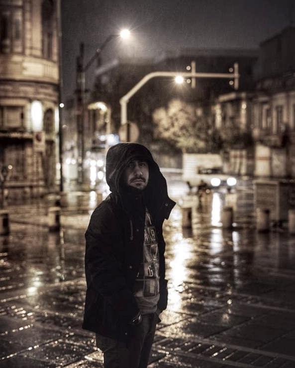 عکس علی احمدی پسر خسرو احمدی بازیگر نویسنده و کارگردان