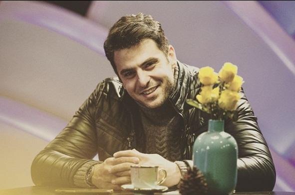 عکس علی ضیاء مجری