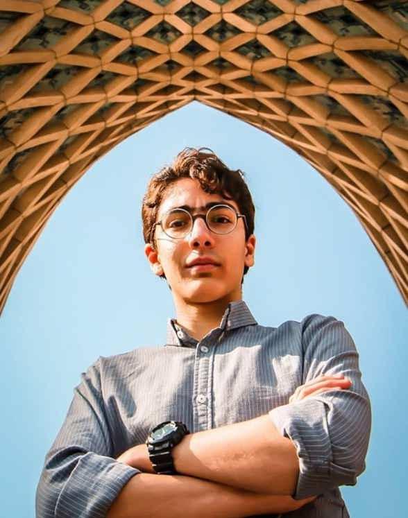 عکس مرتضی احمدی پسر خسرو احمدی