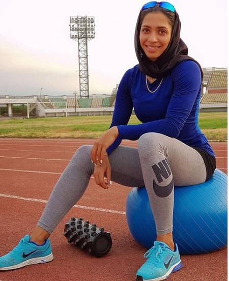 بیوگرافی مریم  طوسی قهرمان دو میدانی آسیا