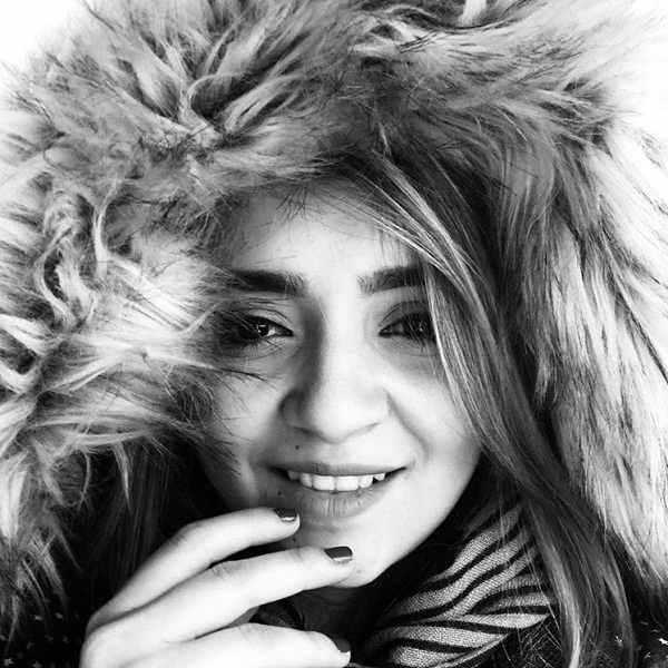 عکس مهتاب اکبری بازیگر