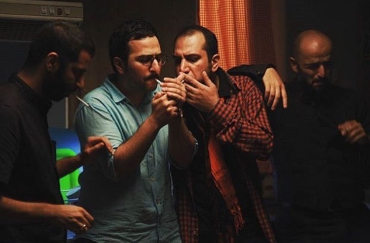 عکس ناصر سجادی حسینی در فیلم سینمایی ایتالیا ایتالیا