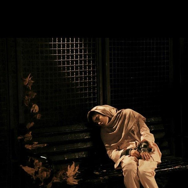 عکس های الهه جعفری بازیگر نقش گیسو در سریال احضار