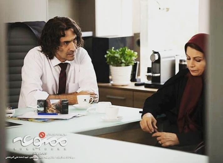 عکس های بازیگر نقش خسرو در سریال ممنوعه