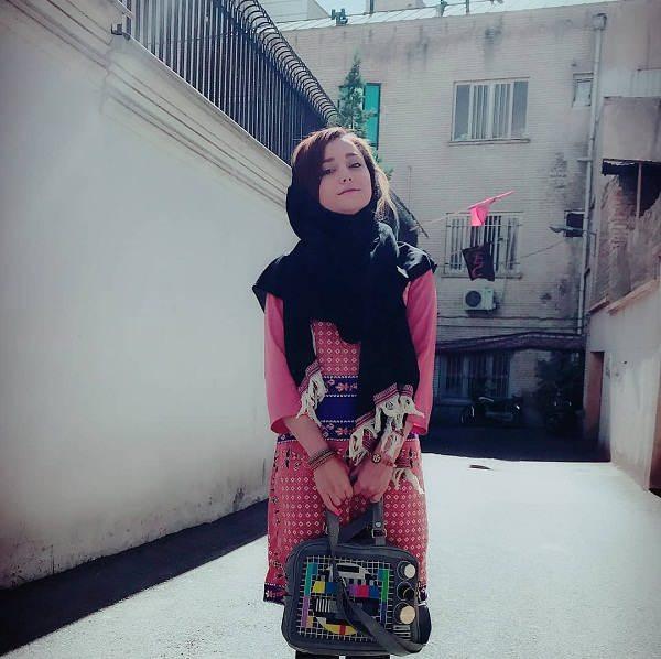 عکس های مهتاب جامی بازیگر