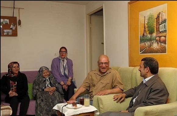 عکس های مهتاب مقصودلو همسر دوم حسین محب اهری