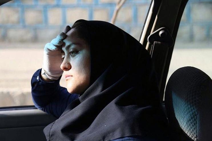 عکس همسر وحید آقاپور در فیلمی از پوریا کاکاوند