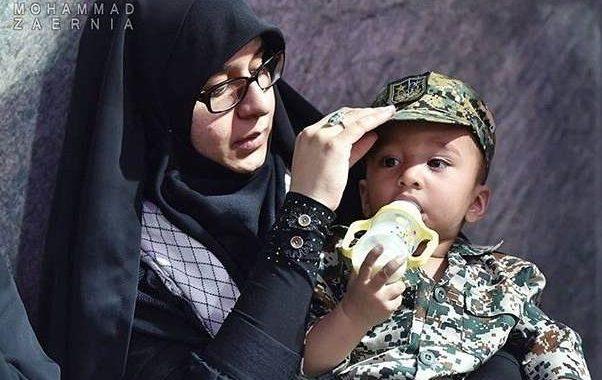 بیوگرافی زهرا عباسی همسر شهید محسن حججی
