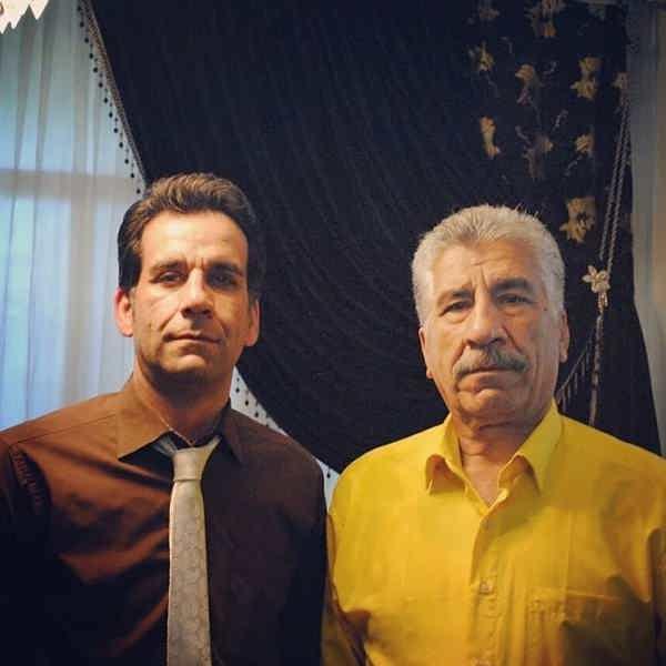 عکس پدر و پدربزرگ مانی رحمانی