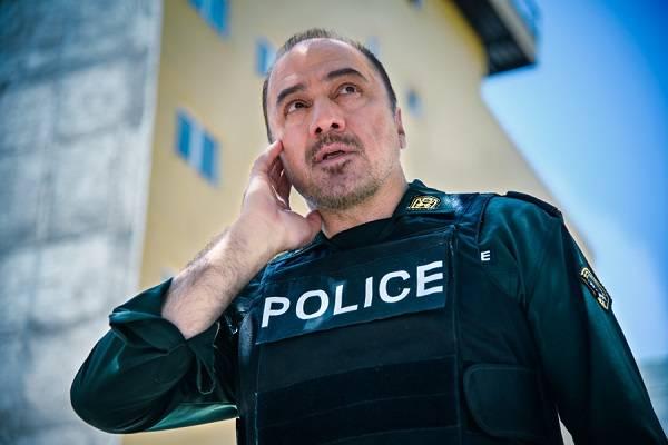 فرهاد قائمیان در سریال گشت پلیس