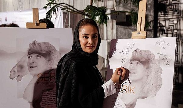 مستند بهاره افشاری به افتخار سردار آزمون