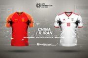 پخش زنده فوتبال ایران چین + لیست سایت های اینترنتی