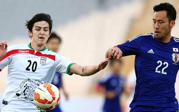 پخش زنده فوتبال ایران ژاپن + لیست سایت های اینترنتی