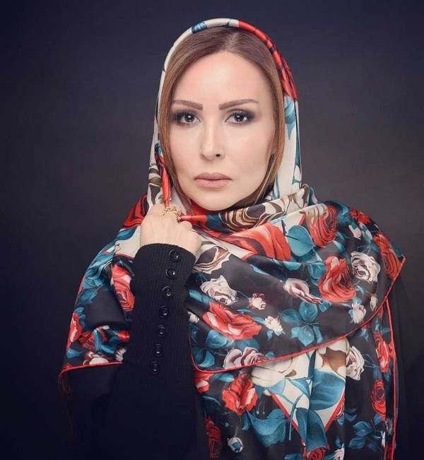 عکس پرستو صالحی بازیگر