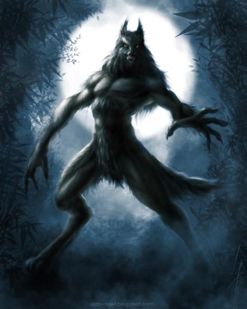 خسوف گرگینه چیست؟
