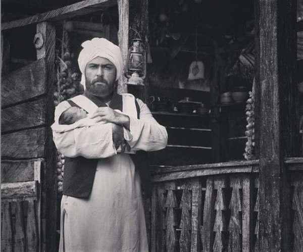 عکس های علیرضا کمالی نژاد بازیگر