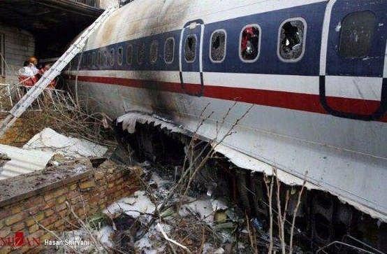 سقوط هواپیما امروز؛هواپیما بوئینگ ارتش بود