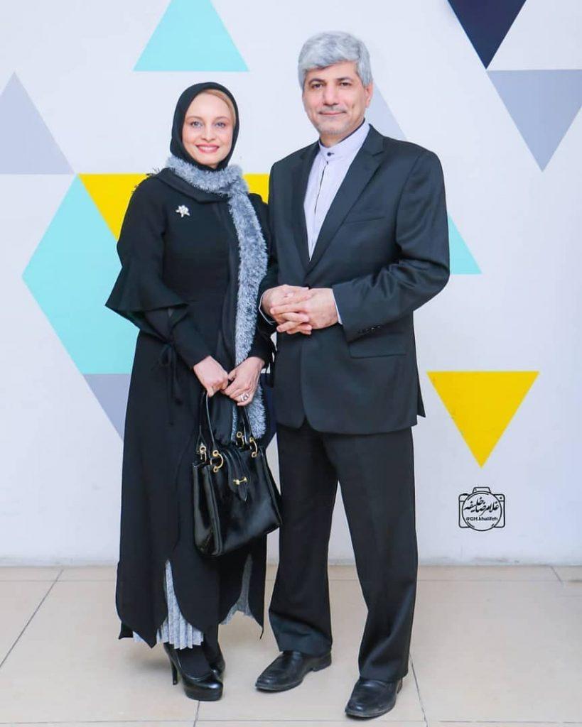 ازدواج دوم مریم کاویانی با رامین مهمانپرست