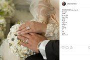 عکس های عروسی الهام حمیدی