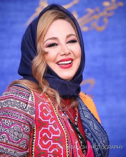 بهنوش بختیاری در جشنواره فیلم فجر ۹۷۲