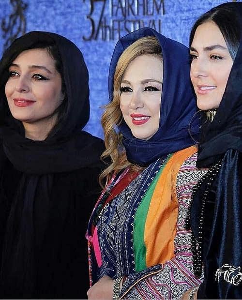 بهنوش بختیاری در جشنواره فیلم فجر ۹۷۴