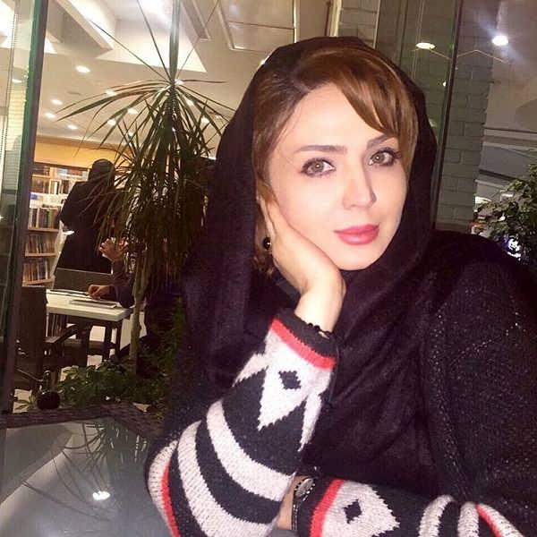 عکس سولماز آقمقانی بازیگر