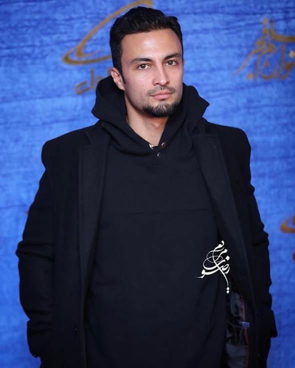 تیپ بازیگران در جشنواره فیلم فجر ۹۷ - امیر جدیدی