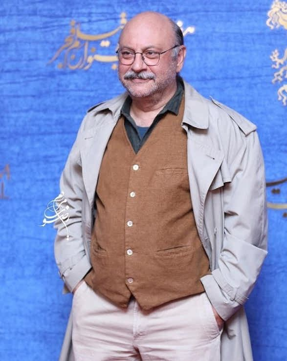تیپ بازیگران در جشنواره فیلم فجر ۹۷ - بابک کریمی