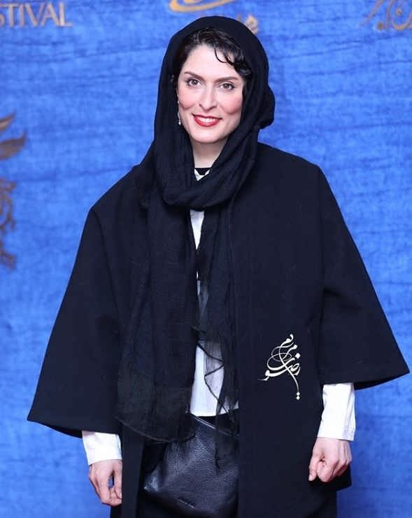 تیپ بازیگران در جشنواره فیلم فجر ۹۷ - بهناز جعفری
