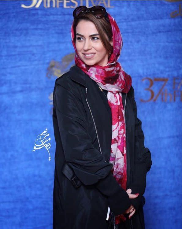 تیپ بازیگران در جشنواره فیلم فجر ۹۷ - تینا پاکروان